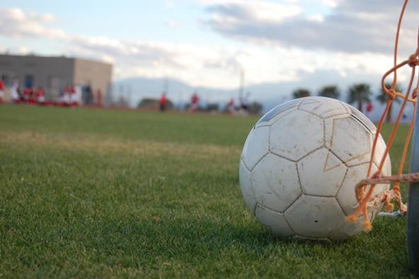 Spil fodboldgolf til fødselsdagen