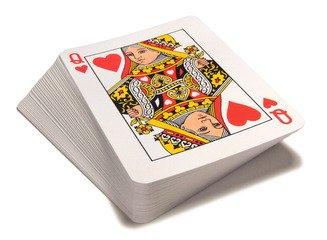 Gør det lettere for børnene at spille kort